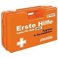 Erste Hilfe Koffer Leina Pro Safe plus Desinfektion DIN13169 Inhalt DIN 13169 mit branchenspezifischer Zusatzaustattung preisvergleich bei billige-tabletten.eu
