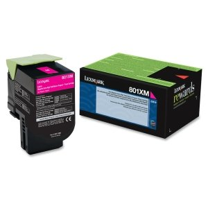 Magenta 4000 Page Yield (Toner Cartridge, HY, 4000 Page Yield, Magenta, Sold as 1 Each)