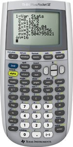 Texas Instruments TI-84 Plus SE Pocket Graphing Calculator