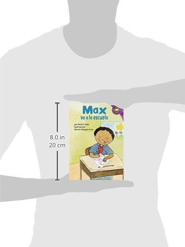 Max Va a la Escuela (Read-It! Readers, Nivel Marado: La Vida De Max / the Life of Max)