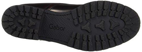 Gabor Damen Comfort Sport Stiefel Rot (88 Dark-Bordo (Mel.))