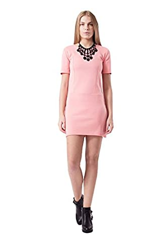 FFOMO L'été bébé rose Drop Waist Dress 16 Pink Summer