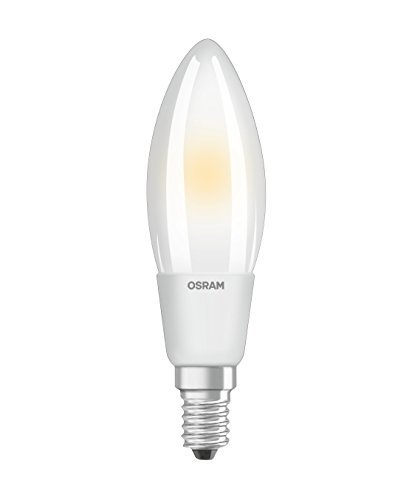 Osram 4058075811409 Ampoule LED Verre 5 W E14 Blanc Set de 6