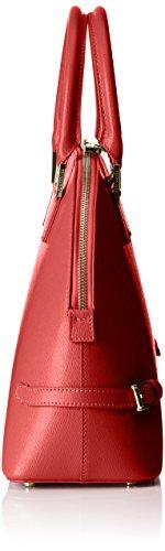 Trussardi 76b32453, Borsa Tote Donna, 38x26x13 cm (W x H x L) Rosso