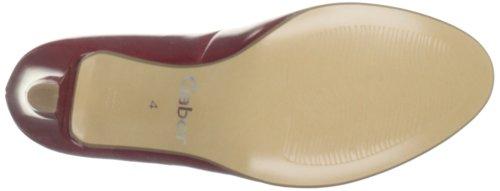 Gabor Shoes  Gabor, escarpins femme Rouge - Rot (cherry (+Absatz))