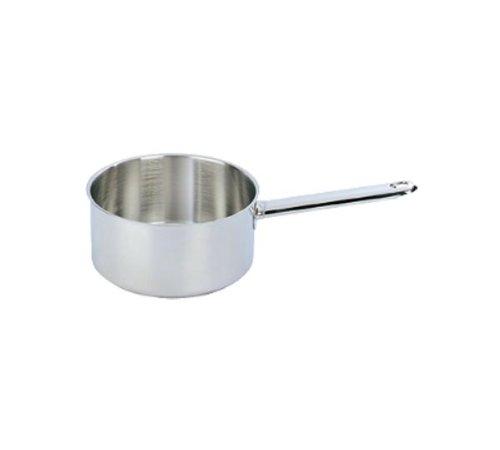 Demeyere Saucepan 16 cm Single – Frying Pans (Single Pan, Silver, Metal, 16 cm)