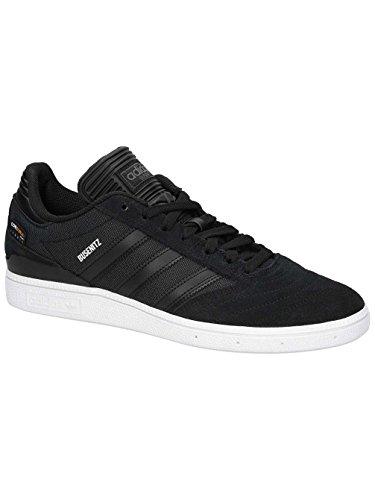 adidas Herren Busenitz Fitnessschuhe, Schwarz schwarz (Negbas/Negbas/Ftwbla 000)