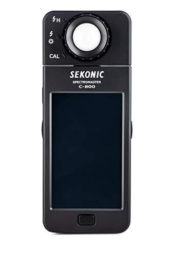 Sekonic C-800 SpectroMaster Farb- und Beleuchtungsmessgerät Sekonic Studio