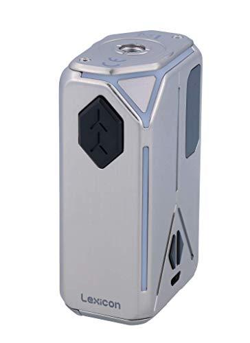 SC Lexicon Akkuträger - 235 Watt Leistung - benötigt 18650er Akku - Farbe: silber Sc-led