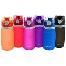 bf3ca11c55fc0 OFFICE BOX Botella Plegable DE Silicona 550ML