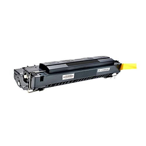 Logic-Seek Toner kompatibel zu HP C3903A 03A Laserjet 5P, 5MP, 6P, 6MP Serie - Schwarz, 4.000 Seiten (Hp Laserjet 03a)