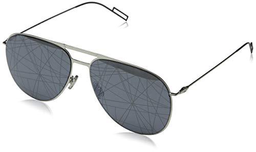 Dior Herren DIOR0205S MD 84J Sonnenbrille, Schwarz (Pallad Black Grey), 59