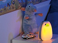 Lunartec Designer-Akku-LED-Deko- & Leselicht - warmweiß von Lunartec - Lampenhans.de