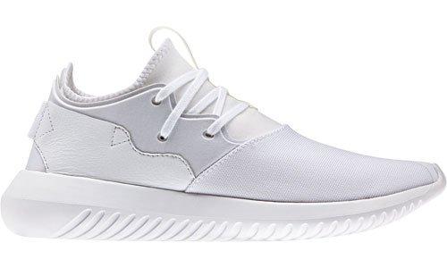 adidas Tubular Entrap W, Sneakers Basses Femme Blanc (Ftwwht/ftwwht/ftwwht)