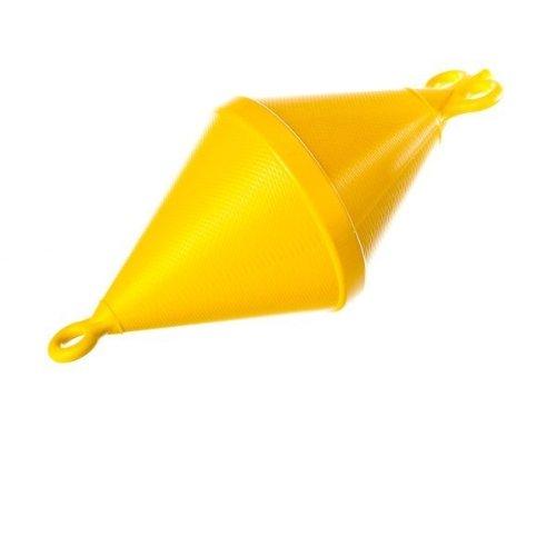 CAN SB Ankerboje Anlegeboje Verankerungsboje | 5 - 55 Liter, Farbe:weiß;Ausführung:9 LIter