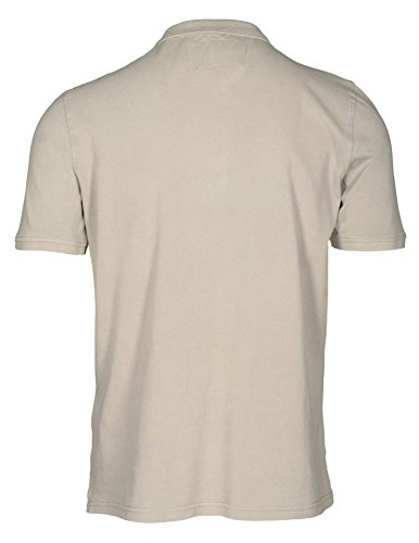 Basefield Herren Polo Shirt - Faded Indigo (219010591) 202 DARK SAND