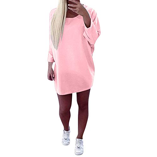 HWTOP Blusenkleid Blau Weiß Gestreift Blusenkleid Schwarz Knielang Sommer Kleider Langkleiderschrank Kinderzimmer Kleid Eng P Kleid Kleiderständer Weissumstandsmode Damen Kleider Kleid Kurz