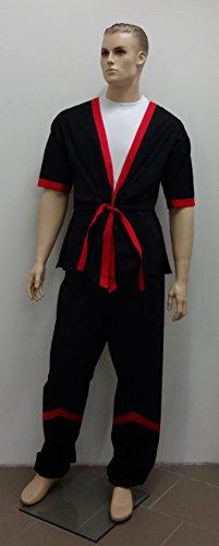 Traditioneller Wing Tsun WT Anzug, Schüler, Ausbilder, Techniker, Praktiker, Großmeister (Praktiker)