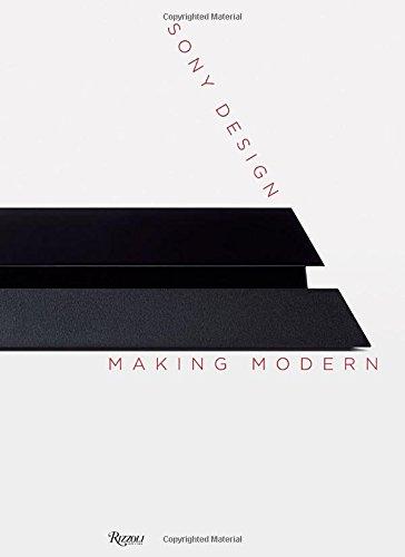 Sony Design : Making Modernity /Anglais