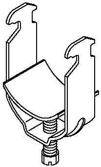 BETTERMANN Bügelschelle 8-12mm, ST, FVZ 2056 12 FT von BETTERMANN auf Lampenhans.de