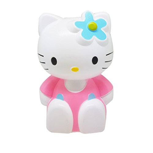Tuelip Cute Flower Lady Hello Kitty Piggy / Coin / Money Bank  available at amazon for Rs.207