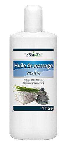 Olio da massaggio neutro, 1L