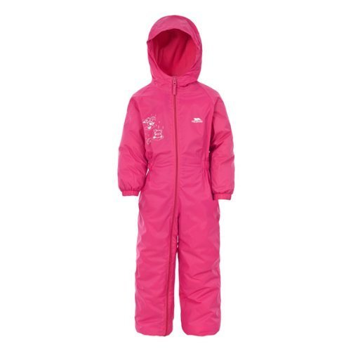 Trespass DripDrop Padded Waterproof All in One Snow/Rainsuit