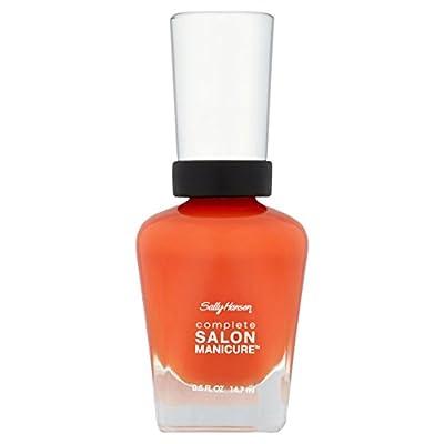 Sally Hansen Complete Salon Manicure Nail Polish, Orange Shades, Kook a Mango