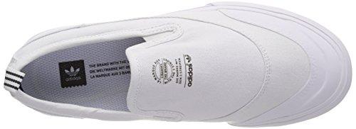 adidas Herren Matchcourt Slip Gymnastikschuhe Elfenbein (Ftwr White/ftwr White/ftwr White)