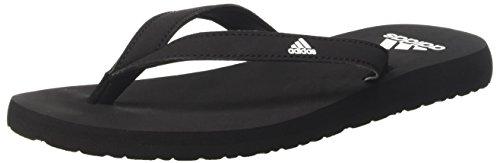 flip flops damen schwarz adidas Damen Eezay Flip Flop Dusch-& Badeschuhe, Schwarz (Negbas / Ftwbla 000), 39 EU