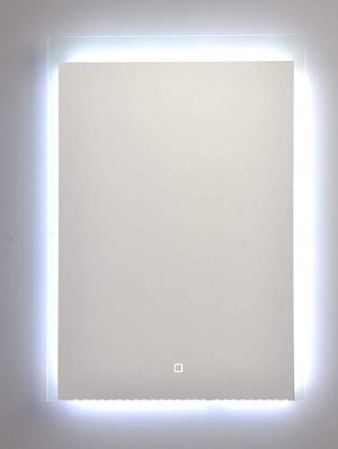 M.S.I International Lenox baño Espejo LED 50x 70cm