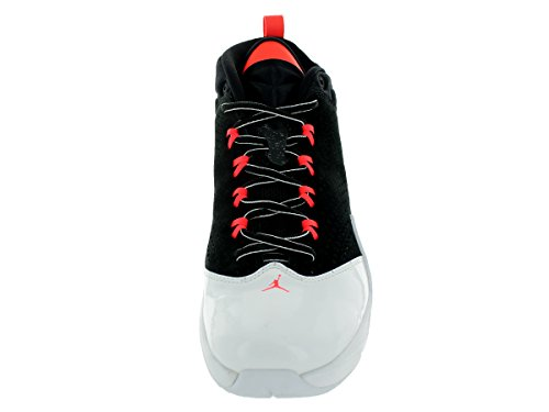 Jordan Flight Time 14.5 Chaussures de basket Black/White/White/Infrared 23
