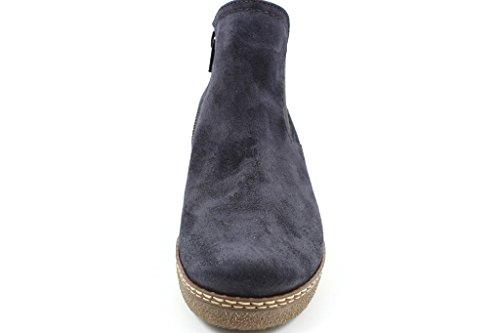 Gabor Comfort Basic, Bottes Femme Bleu (Nightblsn/ama/mic)