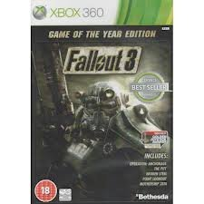 Fallout 3: Game of the Year Edition - Classic (Xbox 360)