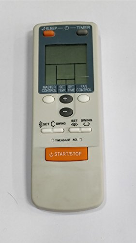 LRIPL Remote Control Compatible for O General AC Remote (Double Swing) 47