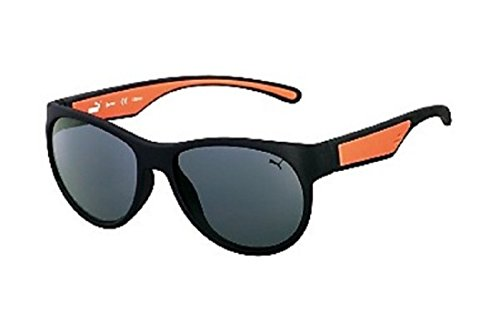 Puma Herren oder Damen Sonnenbrille Trendfarbe 400er UV Schutz competitive protect und Ultraleicht
