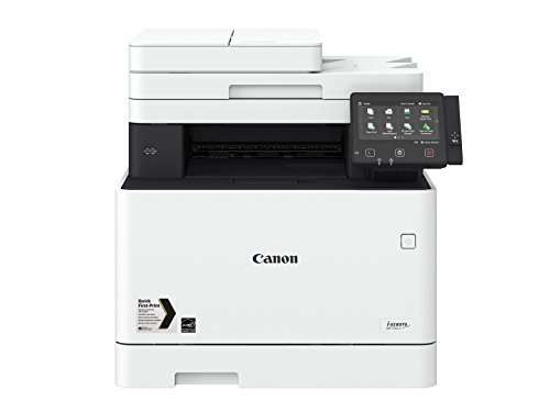 Bargain Canon i-SENSYS MF735Cx Colour Laser All-in-One Printer on Line