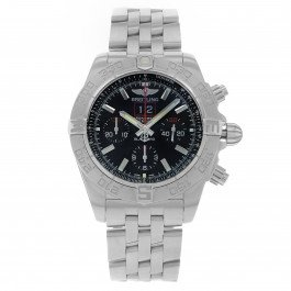 Breitling Windrider Blackbird A4436010 / BB71-379A Automatic Men's Watch by Breitling