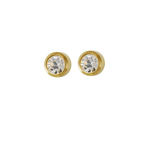 mytoptrendzr-1-pair-small-mini-2mm-ear-piercing-gold-plated-316l-stainless-steel-stud-earrings-with-