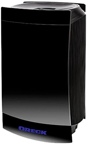 Oreck DualMax - Purificador de aire, color negro