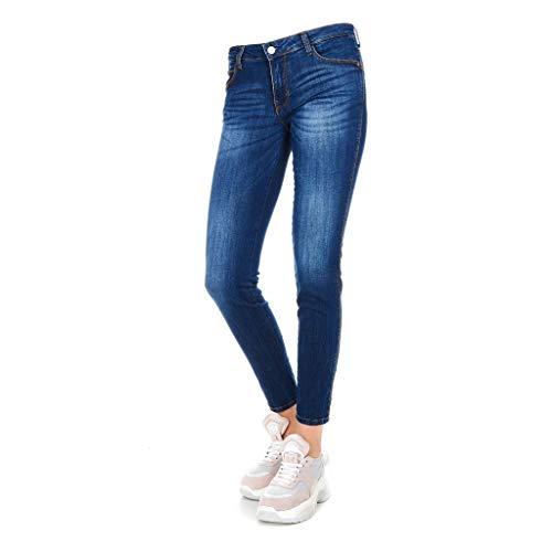 Guess Curve X Pants W91AJ2 D3HB0 WCRD, Denim, 25