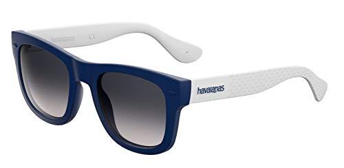 Havaianas Herren PARATY/L LS QMB Sonnenbrille, Blau (Bluette White Grey), 52