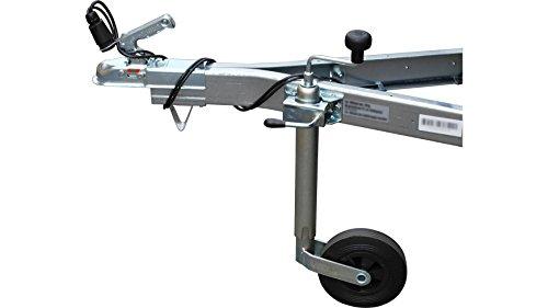 Preisvergleich Produktbild Stema Anhänger-Stützrad,  komplett mit Halterung