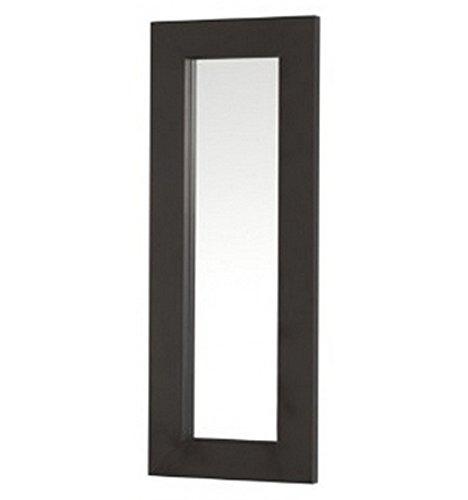 Espejo-de-forja-Line-rectangular-Blanco-puro