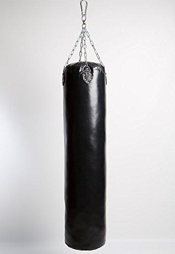 Sacco Boxe 100 120 150 180 cm 30 40 50 60 kg Pieno Allenamento Muay Thai Punching Bag (120 x 35 cm (35 kg))