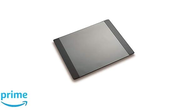 Schreibtischunterlage grau 65x50cm mit Kantenschutz Durable Schreibunterlage