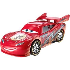 Disney Pixar Cars Toon Car - Tokyo Mater Dragon Flash Lightning McQueen (CKP75)
