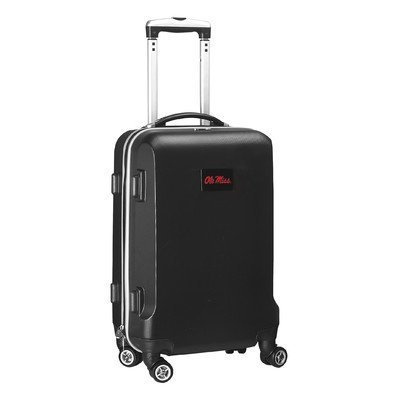ncaa-mississippi-old-miss-rebels-hardcase-domestic-carry-on-spinner-black-20-inch-by-denco
