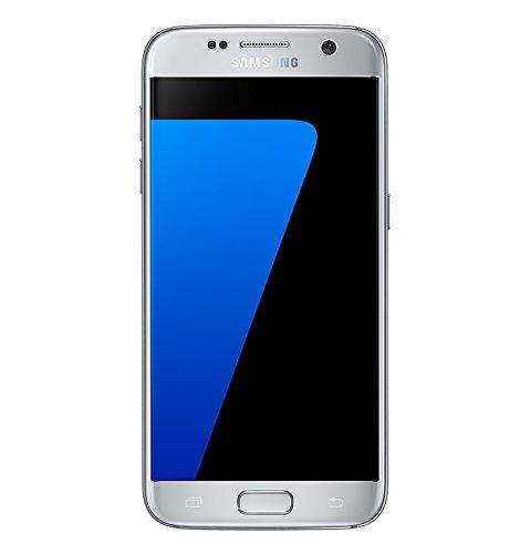 Preisvergleich Produktbild TELEKOM Samsung Galaxy S7 32GB silber (P)