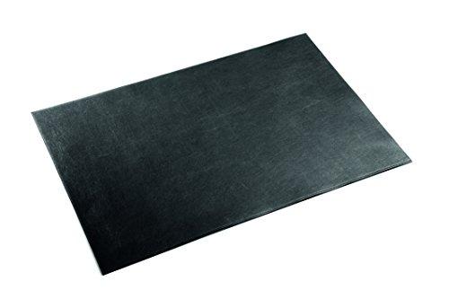 Durable 730501 Schreibunterlage (Leder, 650 x 450 mm) schwarz